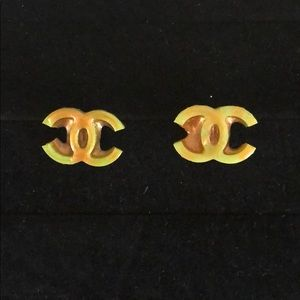 Eco friendly biodegradable earrings